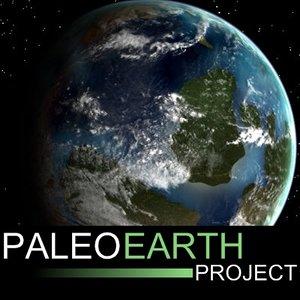 max paleoglobe earth late cretacous