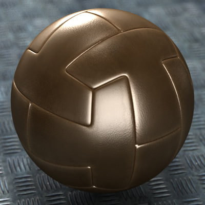 early vintage soccer ball 3d 3ds