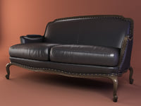 Sofa and armchair Pigra