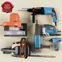 Power tools collection V3