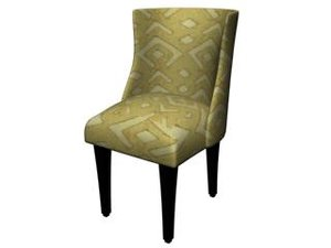 elegant chair 3d model