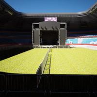 concert stage stadium 3d max