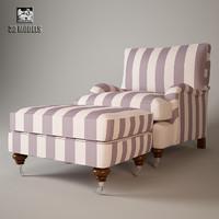 duresta armchair 3d max