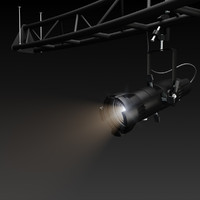 3d theater light source jr model