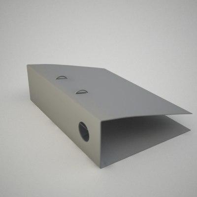 3d paper folder
