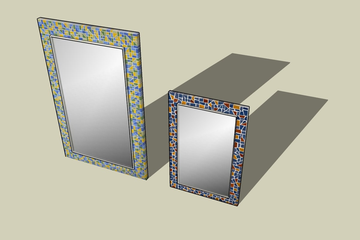 3d mirroir