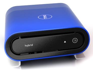 3d dell studio hybrid model