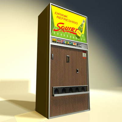 soda machine 06 max