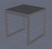 taula 3d scn
