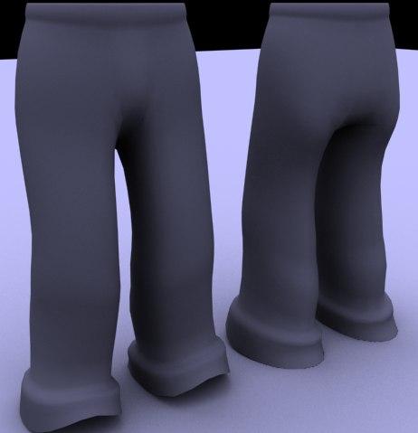 pants 3ds