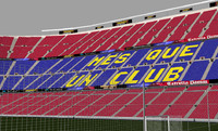 fc barcelona stadium 3d 3dm