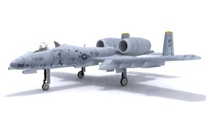 a10 10 3d model