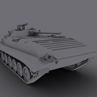 BMP2 Russian APC Game model