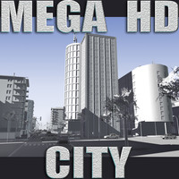 HD City -White-