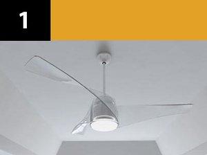 3d ceiling fan 1