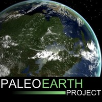 Late Carbonferous Earth Paleoglobe