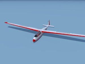 3ds glider loravia lca 10