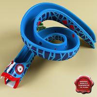 Water Slide V2 (snake)