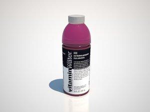 vitamin xxx 3d model