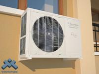 air conditioner 3d max