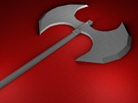 battleaxe battle axe 3ds free