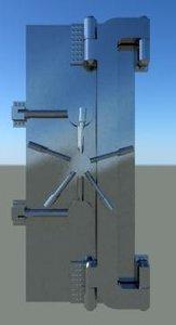 small door 3d model