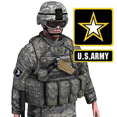 army infantry iotv max