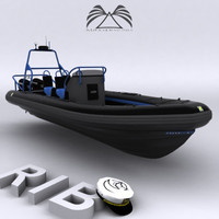 Rigid Inflatable Boat CZ7