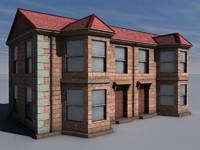 3ds building walls
