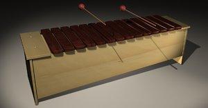 suzuki marimba 3d 3ds