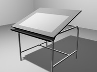 free ma model designer table