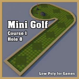 mini golf hole 3d 3ds