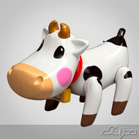 Cow toy