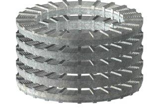 3d model stargate ring transporter