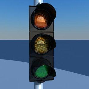 3ds max street lights