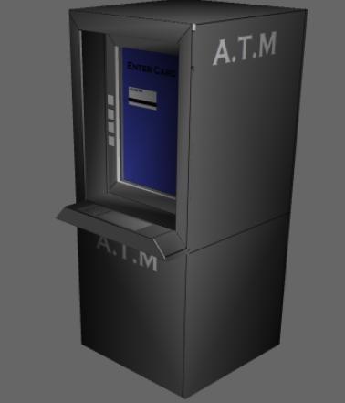 free x 3d model