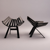 moooi clip chair