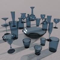3d ma glass glassware