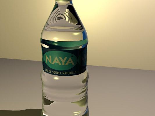 3ds naya water bottle