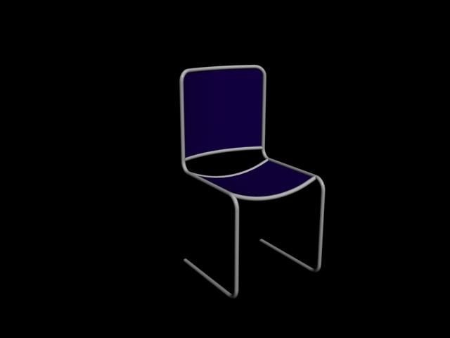 simple chair max free