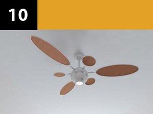 ceiling fan 10 3d model