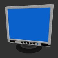 maya computer monitor
