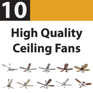 3d model ceiling fan