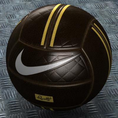 nike tiempo soccer ball 3ds