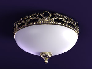 3ds plafond riperlamp plafones 016k