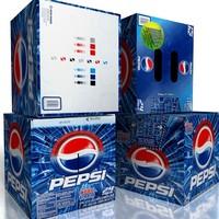 Pepsi Cube (24 Pack)
