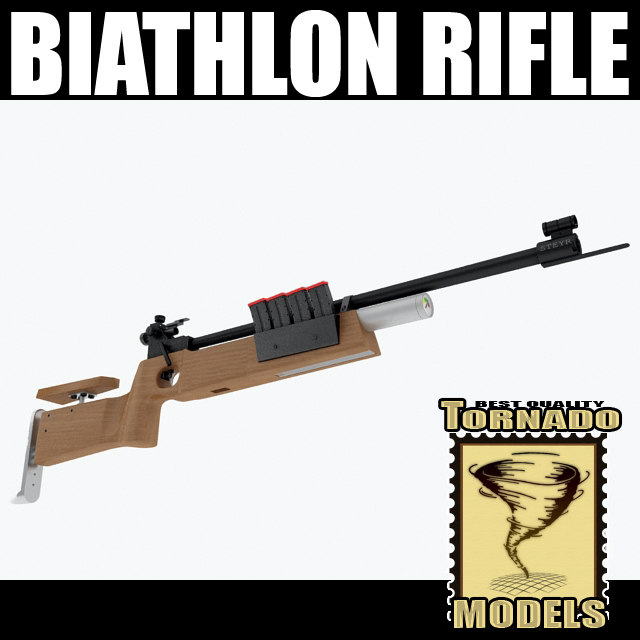 biathlon rifle max