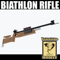Biathlon Rifle