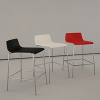 Corian Bar Chair