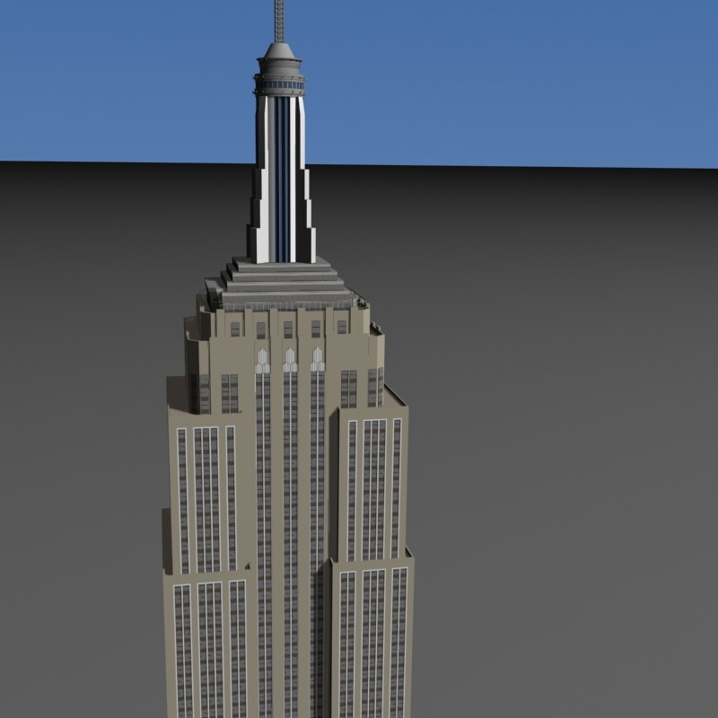 Empire State Building Items To Buy